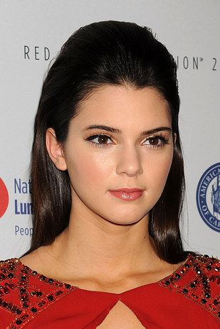 Kendall Jenner | 17 Dramatic Celebrity Eyebrow Evolutions Of 2015