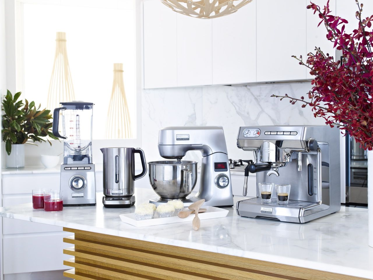 Renowned for excellent kitchen appliances, Sunbeam is available at ...