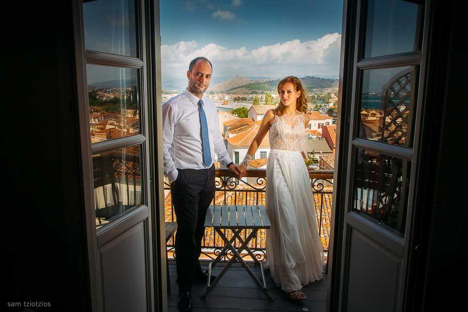 Wedding Nafplio - Elina & Kostas