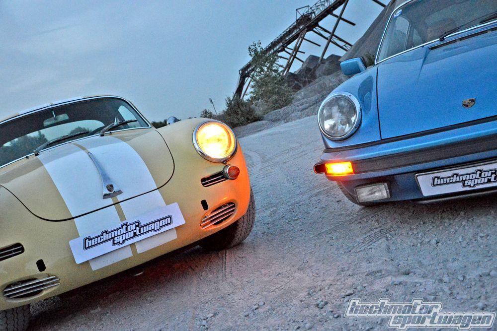 Porsche youngtimer 911 and 356 #porsche
