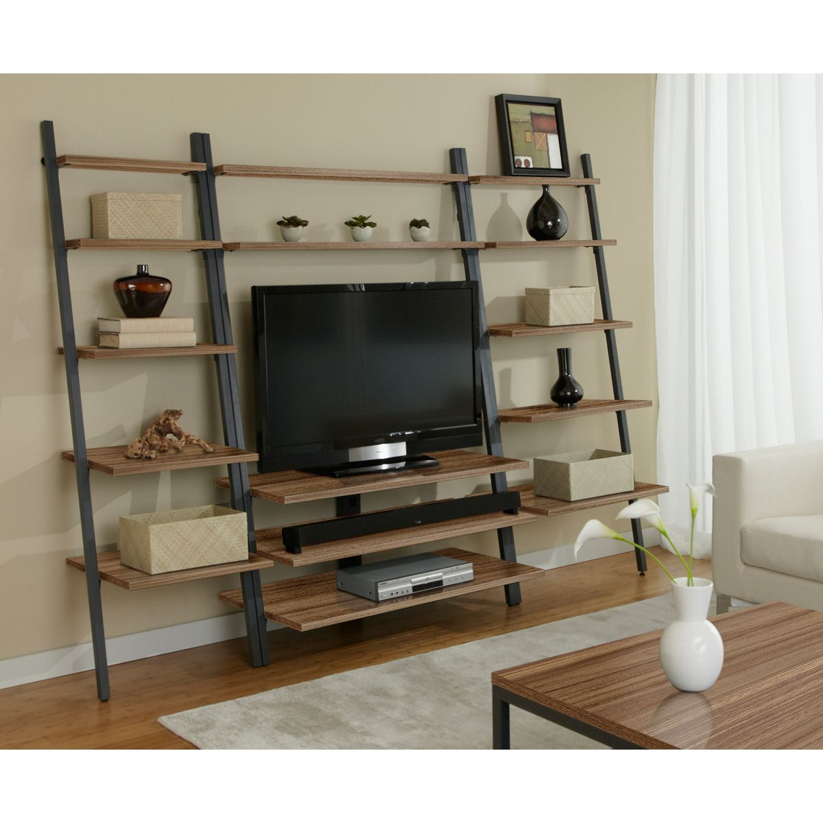 Parson collection ladder tv wall system do you like this
