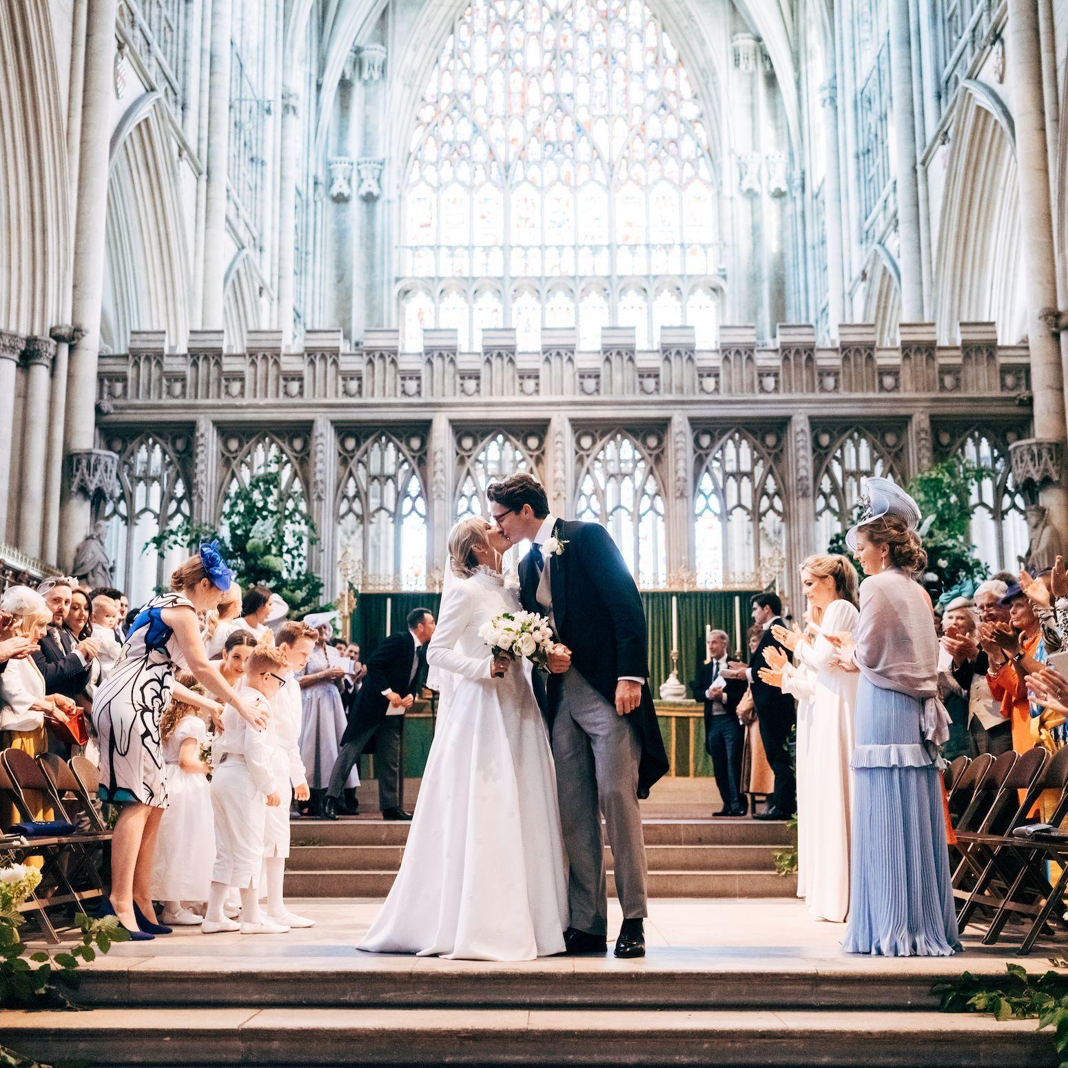 All The Details On Ellie Goulding's Custom Chloé Wedding