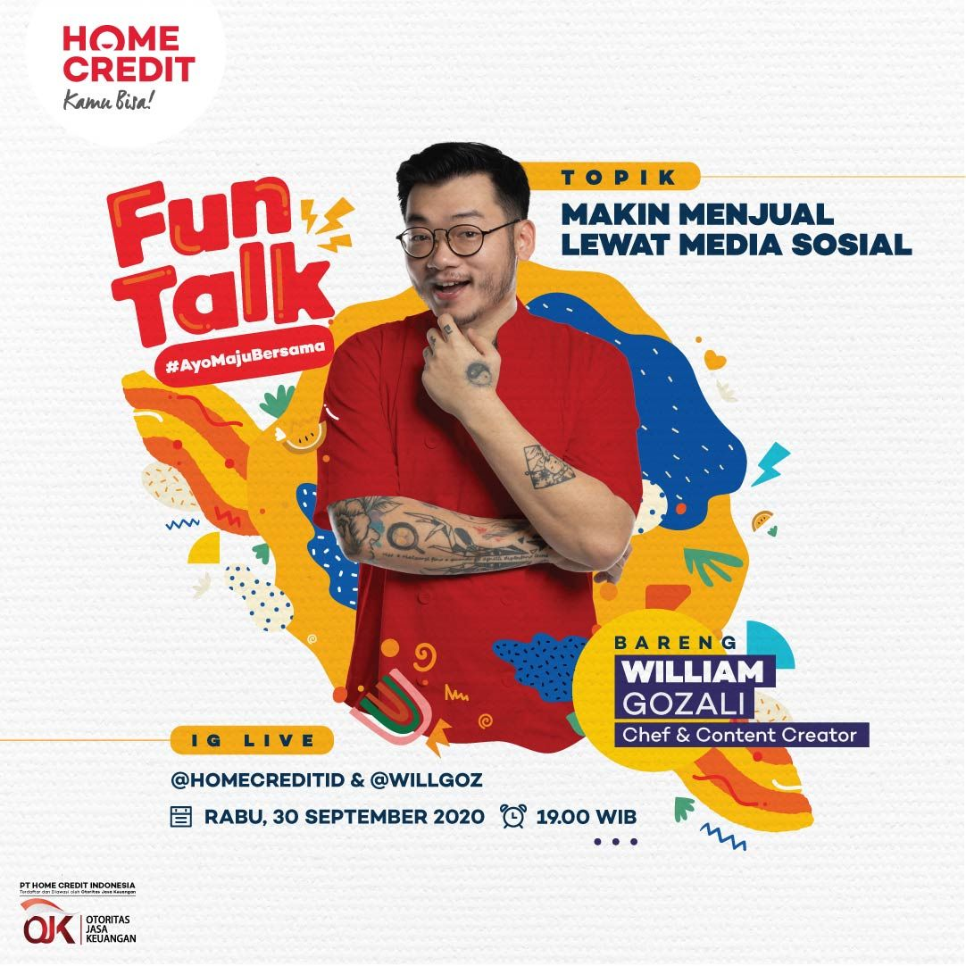 Fun Talk bersama Home Credit