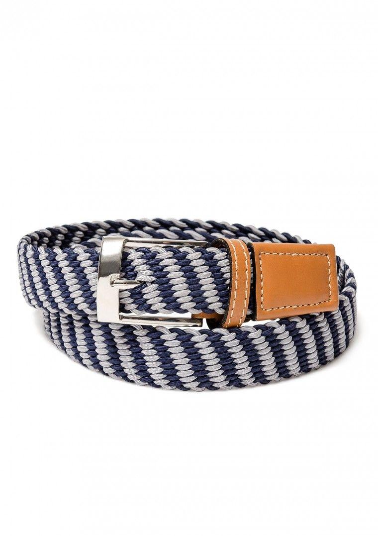 cd7734873b71 achat Fabriqué en France 17pe-ceinture-homme-claudette-marine-gris ...