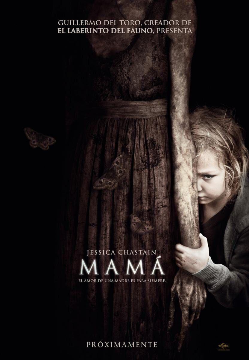 Pelicula De Mama Cover Mcpeliculas Top Horror Movies Best Horror Movies Horror Movies 2013