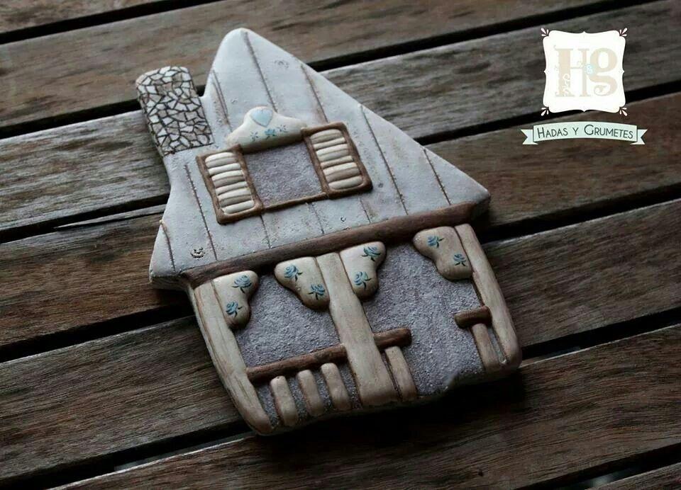 House Cookie Cottage // hadas y grumetes
