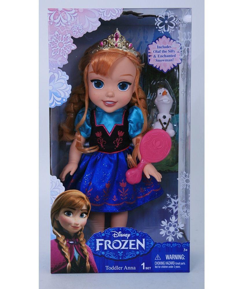 Dolls house at argos co uk your online shop for dolls houses dolls - Buy Frozen Toddler Doll Anna At Argos Co Uk Your Online Shop