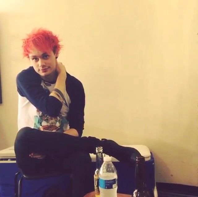 Mikey could not be more adorable if he tried.