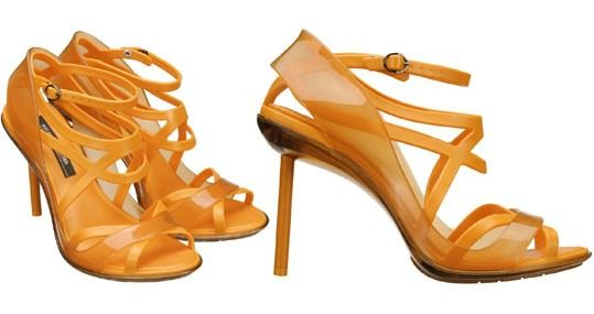 Melissa shoes by J-P Gaultier