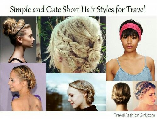 Short Pirate Styles Cute Hairstyles For Short Hair Hair Styles Short Hair Styles