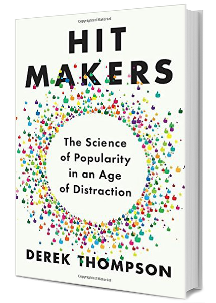 Book Review Hit Makers The Science Of Popularity In An Age Of Distraction Books Business Books Science
