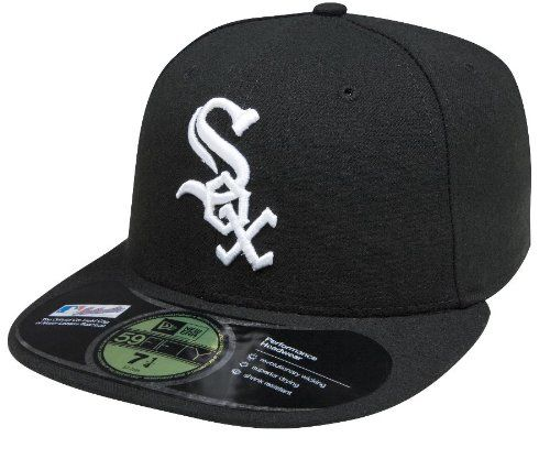 New Era MLB Game Authentic Collection On Field 59FIFTY Gorra Ajustable  Chicago White Sox 7 3 4 6a65f9c9144