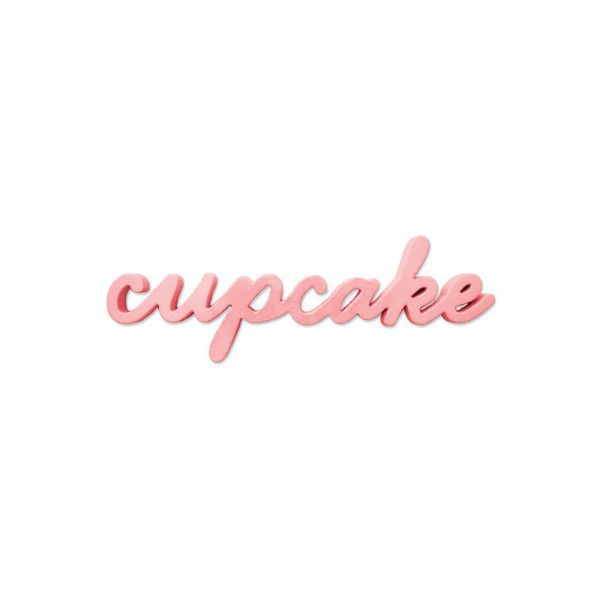Cupcake Wooden Sign Wall Art ($25) ❤ liked on Polyvore featuring home, home decor, wall art, text, words, cupcakes, quotes, text signs, wood signs and wooden wall art