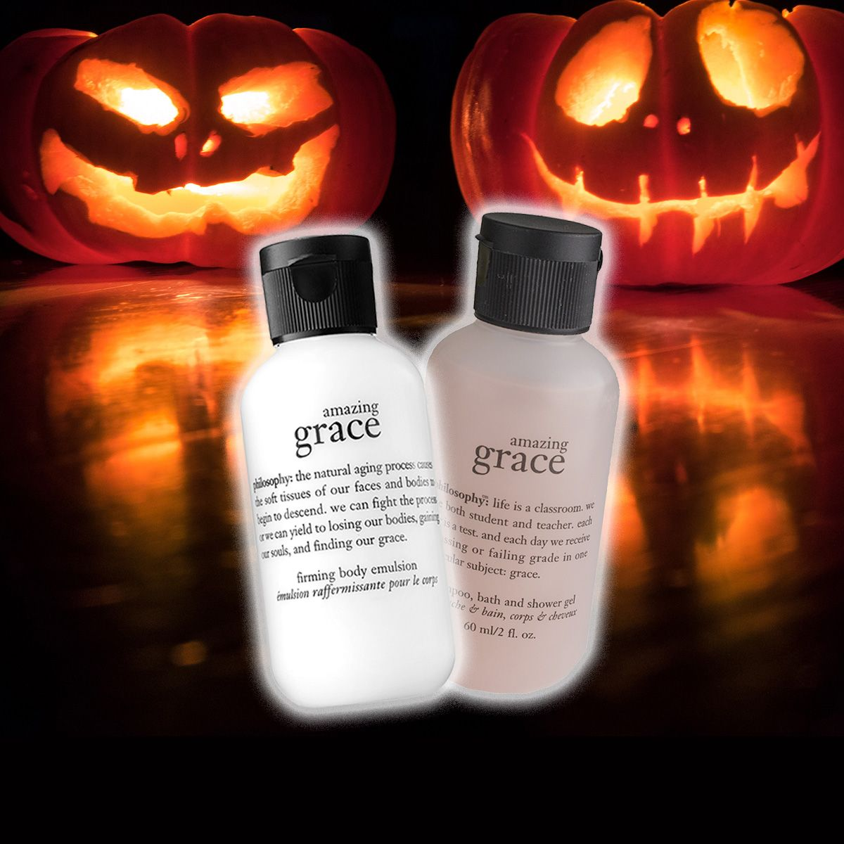 Spend 85 and receive a FREE 60ml Philosophy Amazing Grace