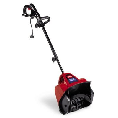 Product Highlight Toro Power Shovel Electric Snow Blower Snow Blower Electric Snow Shovel