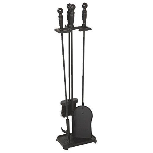 Home Impressions 4 Piece Fireplace Tool Set Check This Awesome
