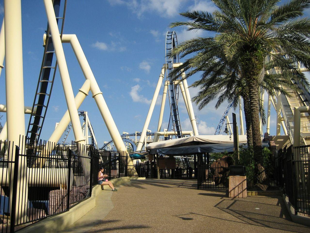 Park, Roller Coaster, Amusement Park, Florida park,