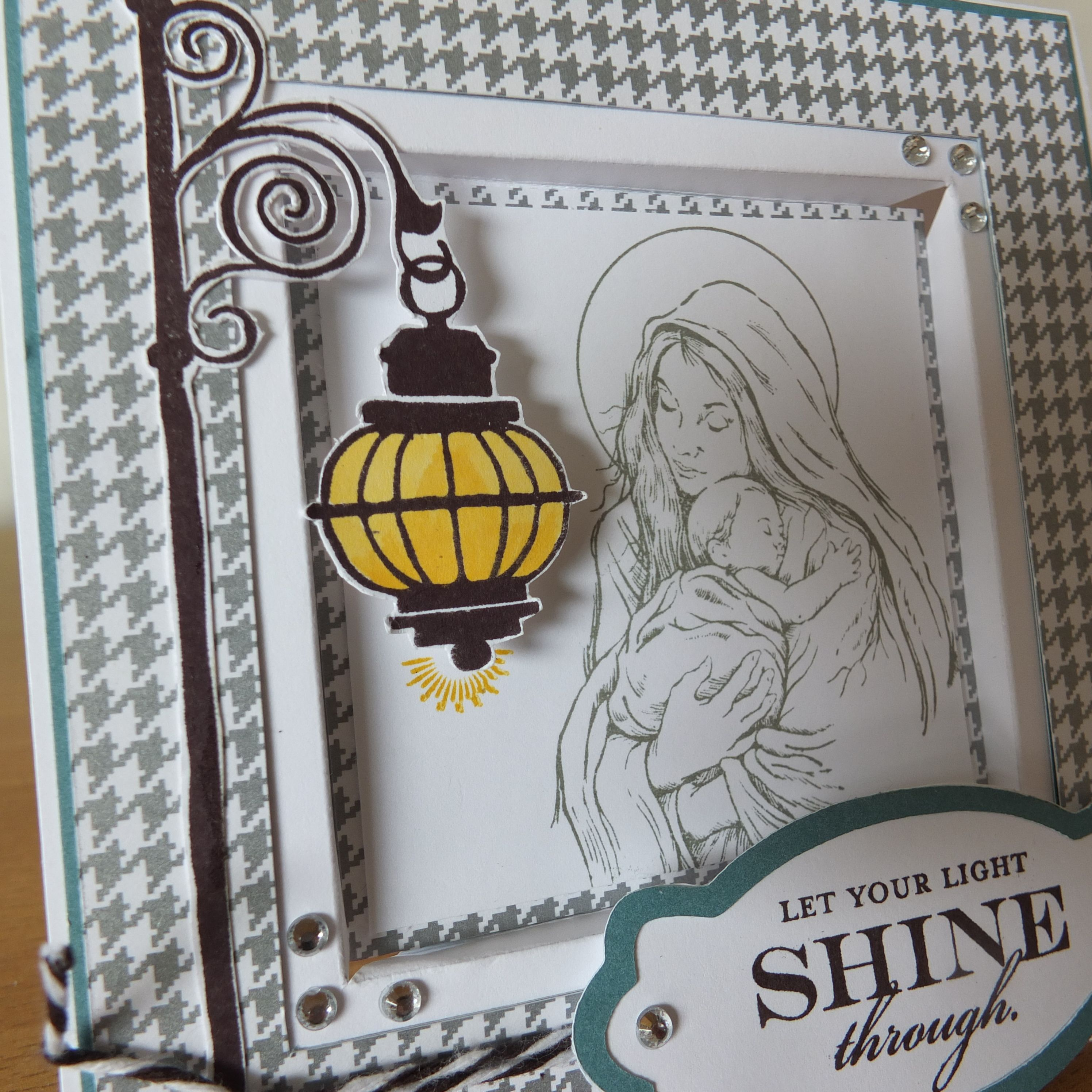 Australasian Close to My Heart Stamp of the Month Blog Hop