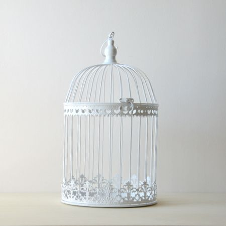 1000 images about deco on pinterest decorative bird cages dressing and pink dresser - Urne Mariage Cage