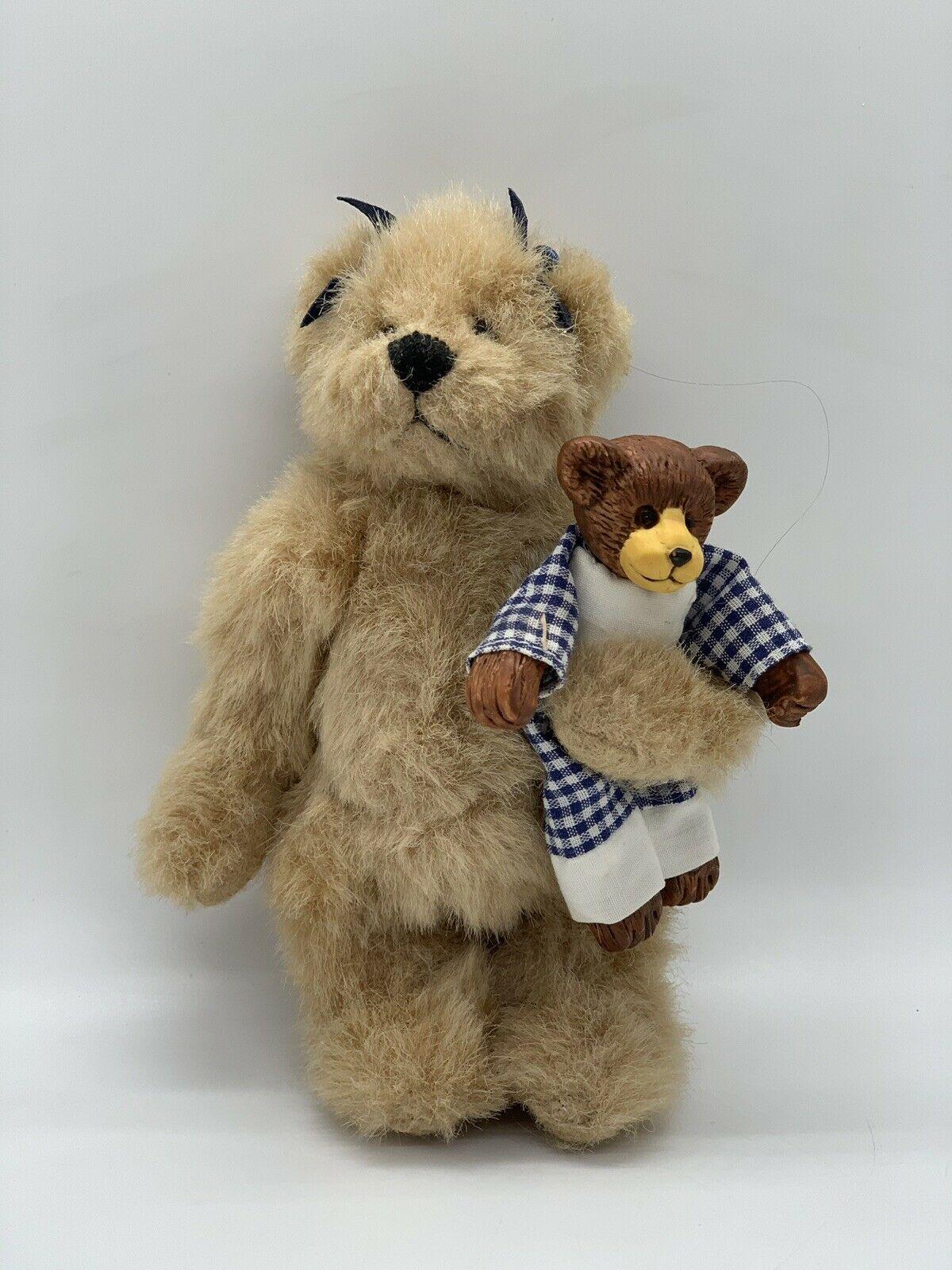 Ganz Cottage Collectibles Plush Tracy Baby Bear 6 Stuffed Mary Holstad Design Ebay Bear Brown Teddy Bear