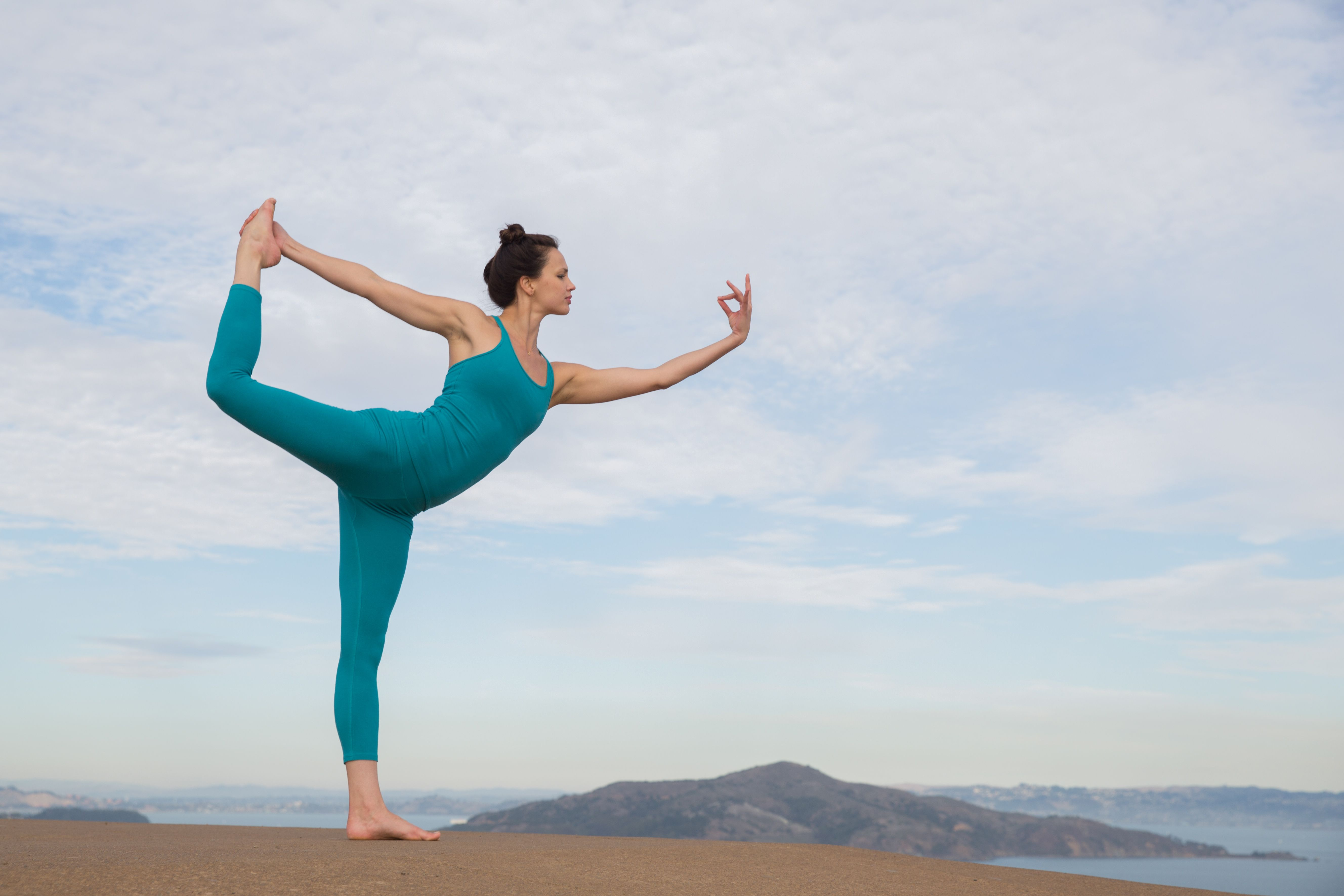 Samantha Klanac Campanile Yoga Sanfrancisco Organic Yoga Clothes Organic Cotton Clothing Yoga Clothes