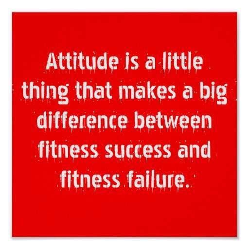 Image result for attitude for fitness