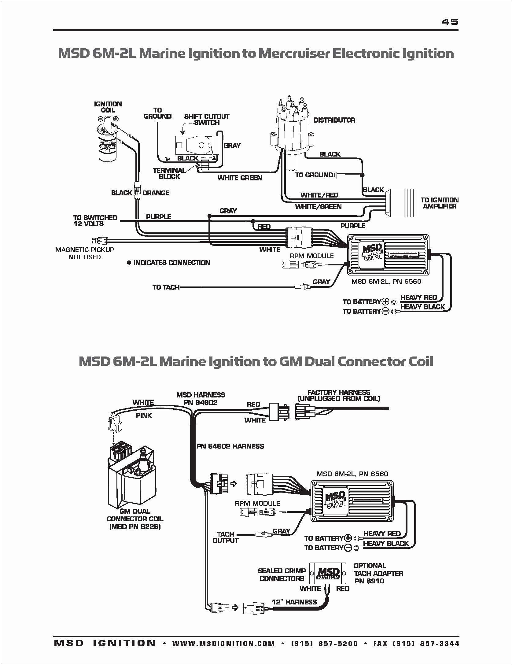 Distributor Wiring Diagram : distributor, wiring, diagram