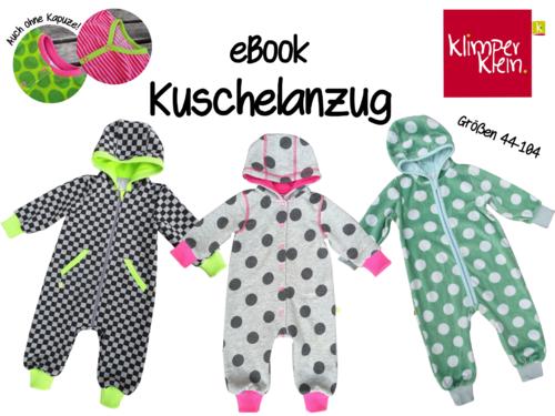 eBook Kuschelanzug - Klimperklein Onlineshop | 5. Nähen Babys ...