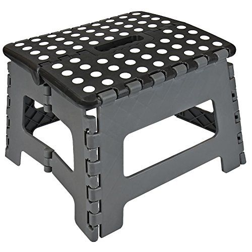 Miraculous Asab One Step Plastic Stool Portable Fold Up Footstool For Creativecarmelina Interior Chair Design Creativecarmelinacom