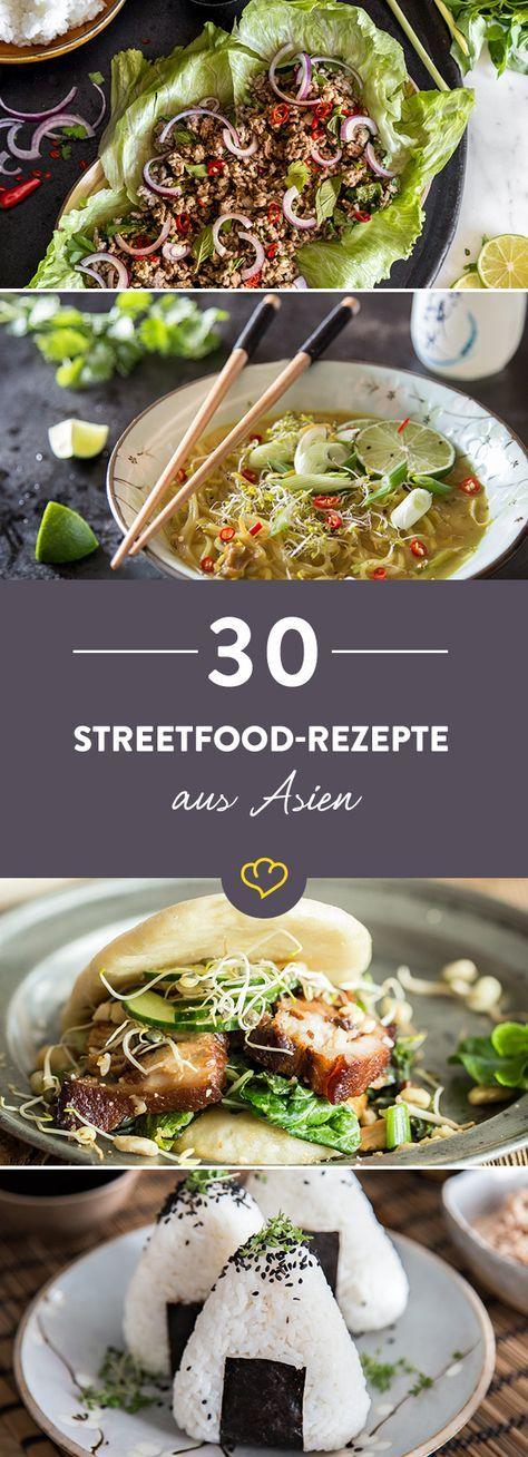 Folge dem Duft der Gewürze 30 Asia Streetfood-Rezepte Food - gruß aus der küche rezepte