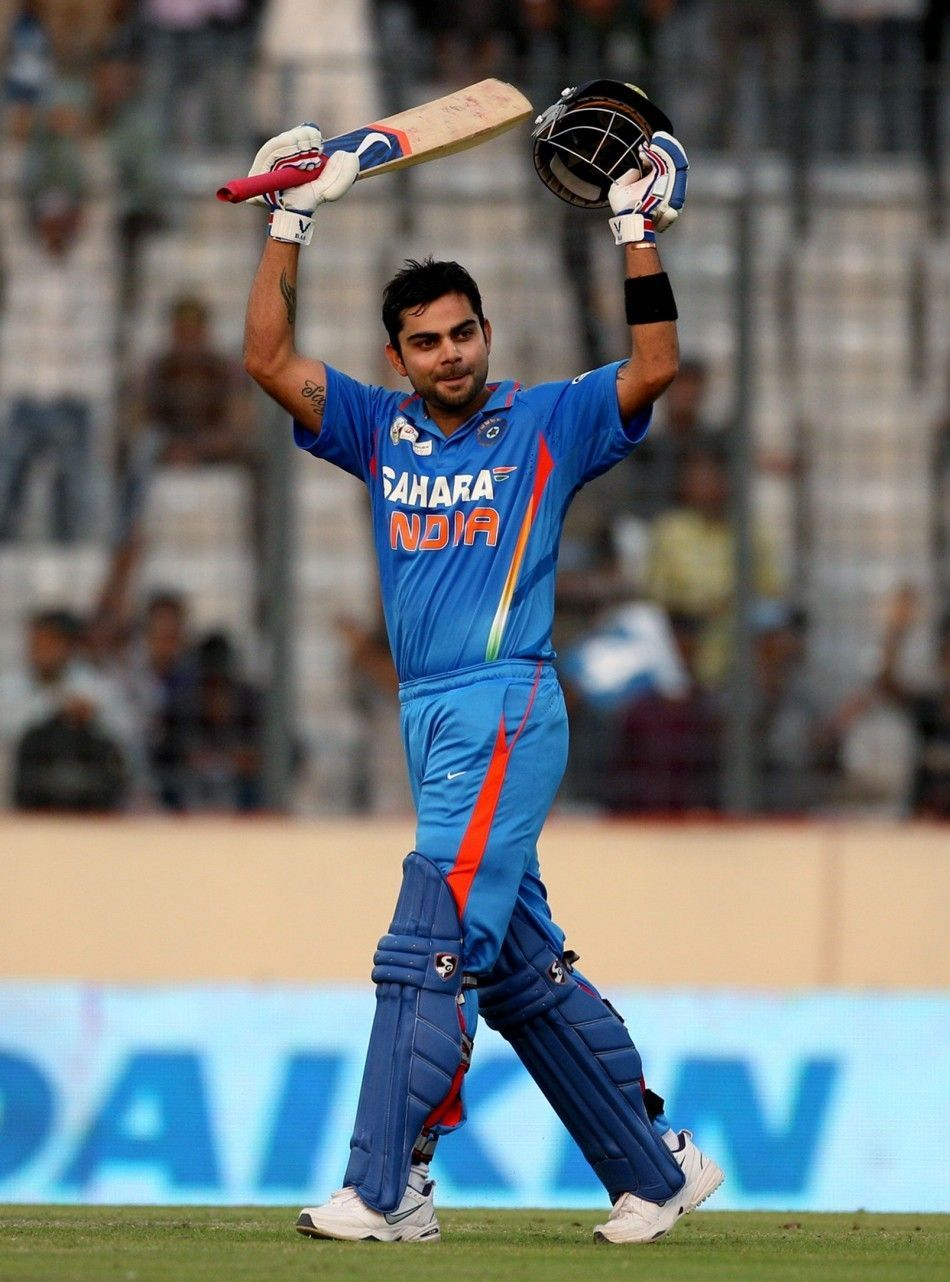 Virat Kohli Is One Of The Highest Paid Cricket Player In The