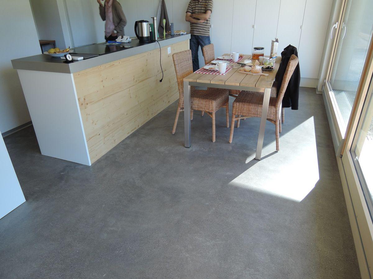 pin von heiko betz auf betonb den pinterest betonboden wohnbereich und keller. Black Bedroom Furniture Sets. Home Design Ideas