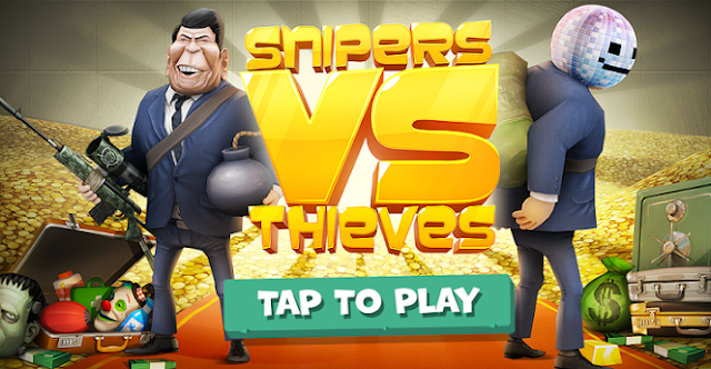 Snipers vs Thieves FPS Clash v1.9.16273 Mod Apk (Money