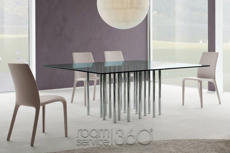 Modern Italian Dining Room Sets Mille Modern Dining Set By