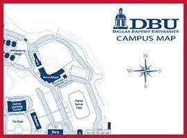 Dallas Baptist University Campus Map Grace S Future Plans
