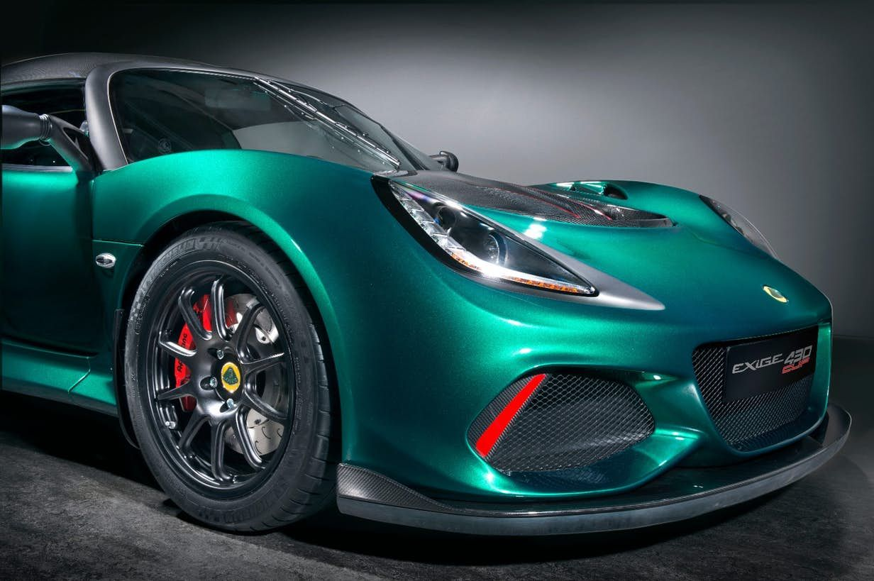 Lotus takes another leap forward with Exige Cup 430