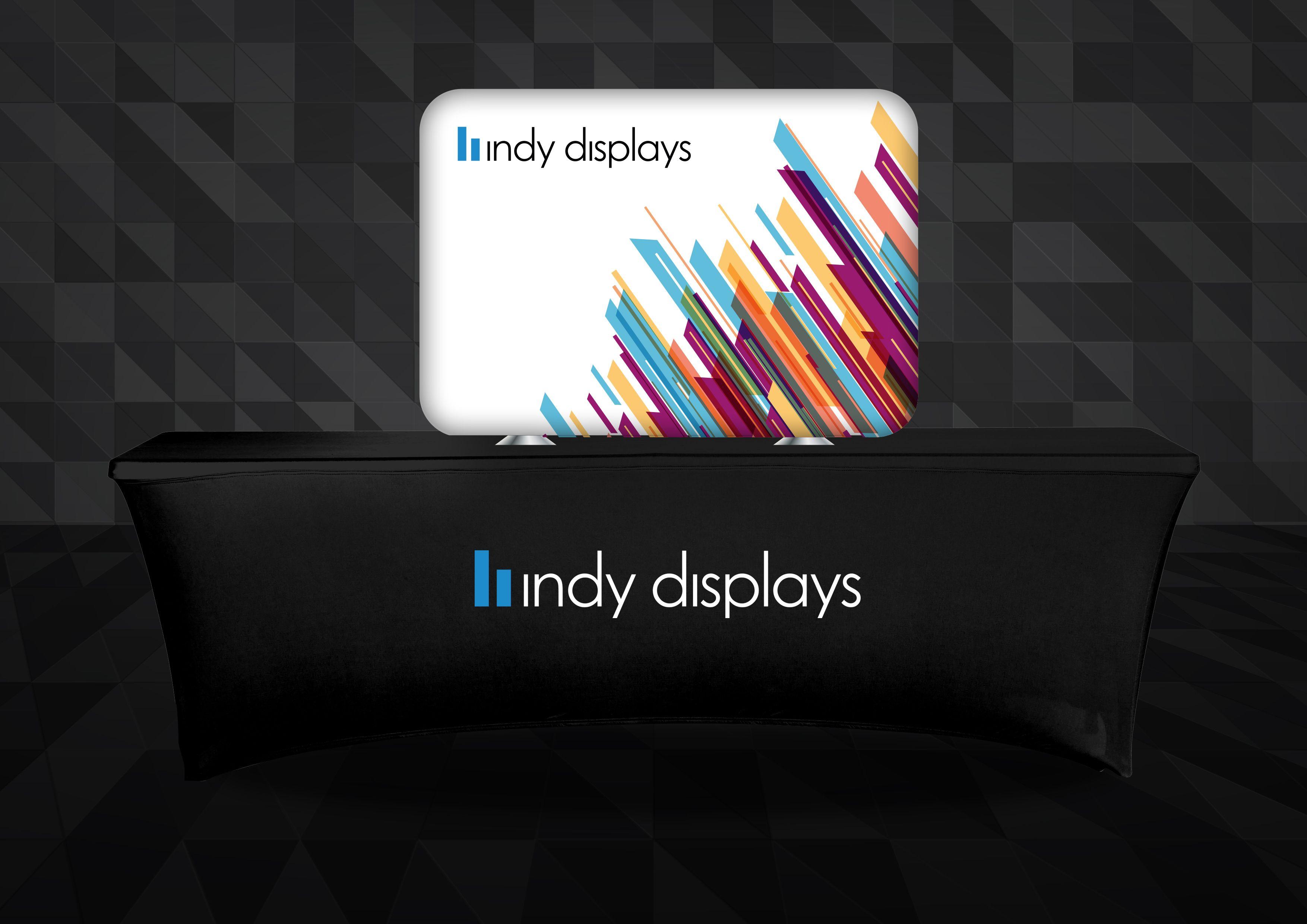 Led Rounded Edge Backlit Light Box Tabletop Display Table Top Display Modern Design Trends Custom Displays