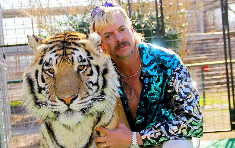 Tiger King Auf Netflix Netflix Exotische Tiere Und Raubtiere