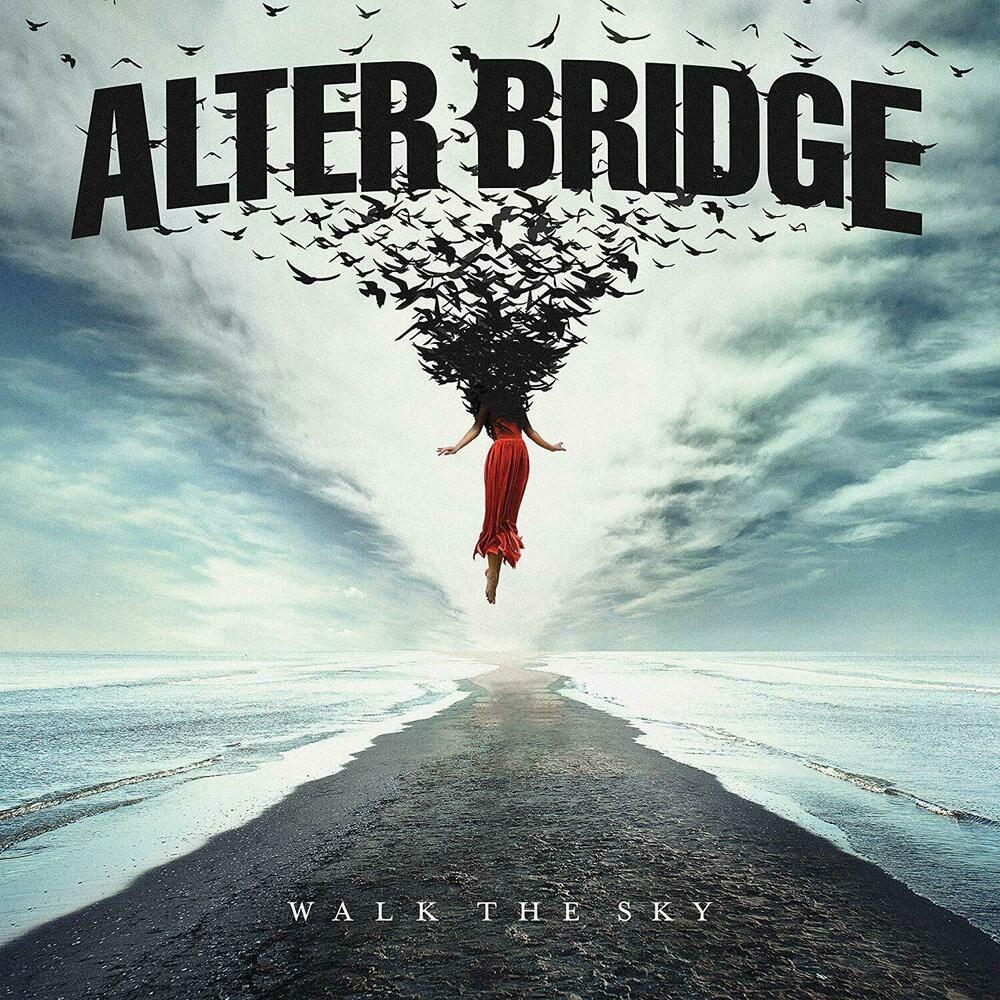 Walk The Sky Vinyl Double Lp Alter Bridge Artist Contributor