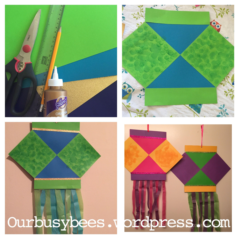 children u0027s corner arts u0026 crafts kandil making diwali