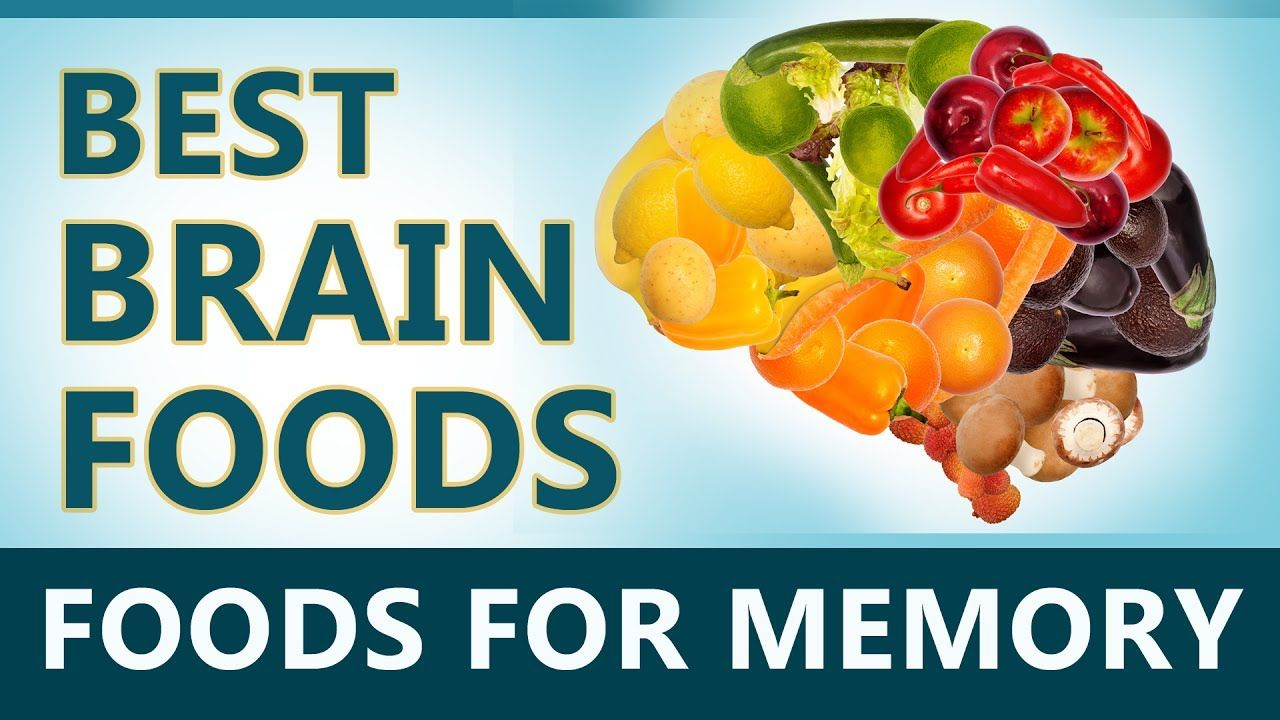 which food is best for brain power