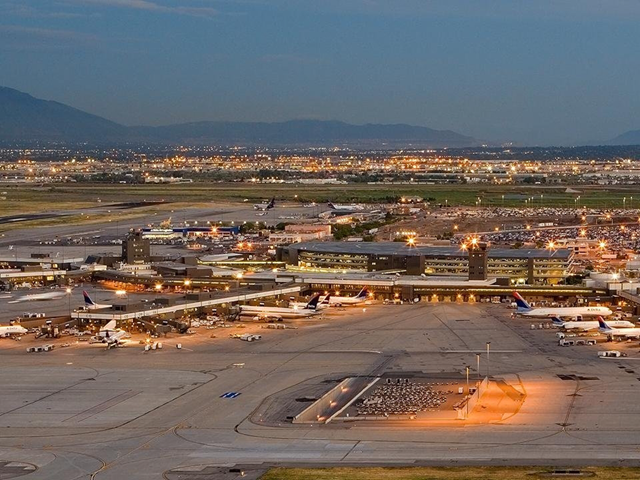 Salt Lake International Airport Utah International Airport Airport Utah