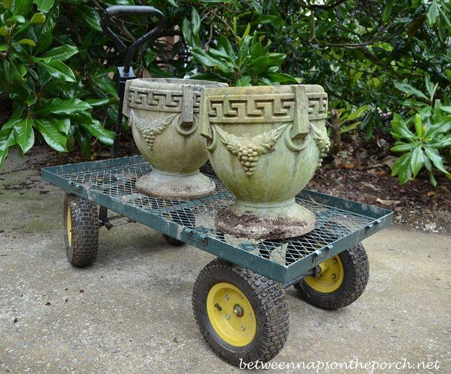 Diy Large Concrete Urn Planters Google Search Planters 640 x 480