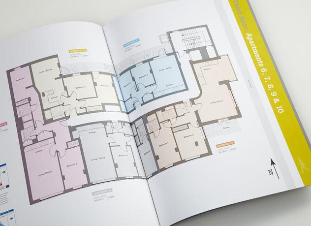 Floorplans Design Forproperty Sales Brochure Portfolio