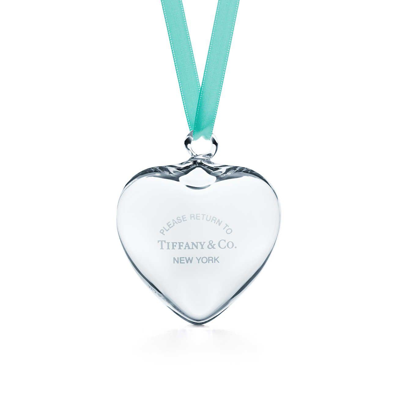 a9fa64b22 Return to Tiffany®:Heart Ornament   Tiffany & Co. Christmas ...