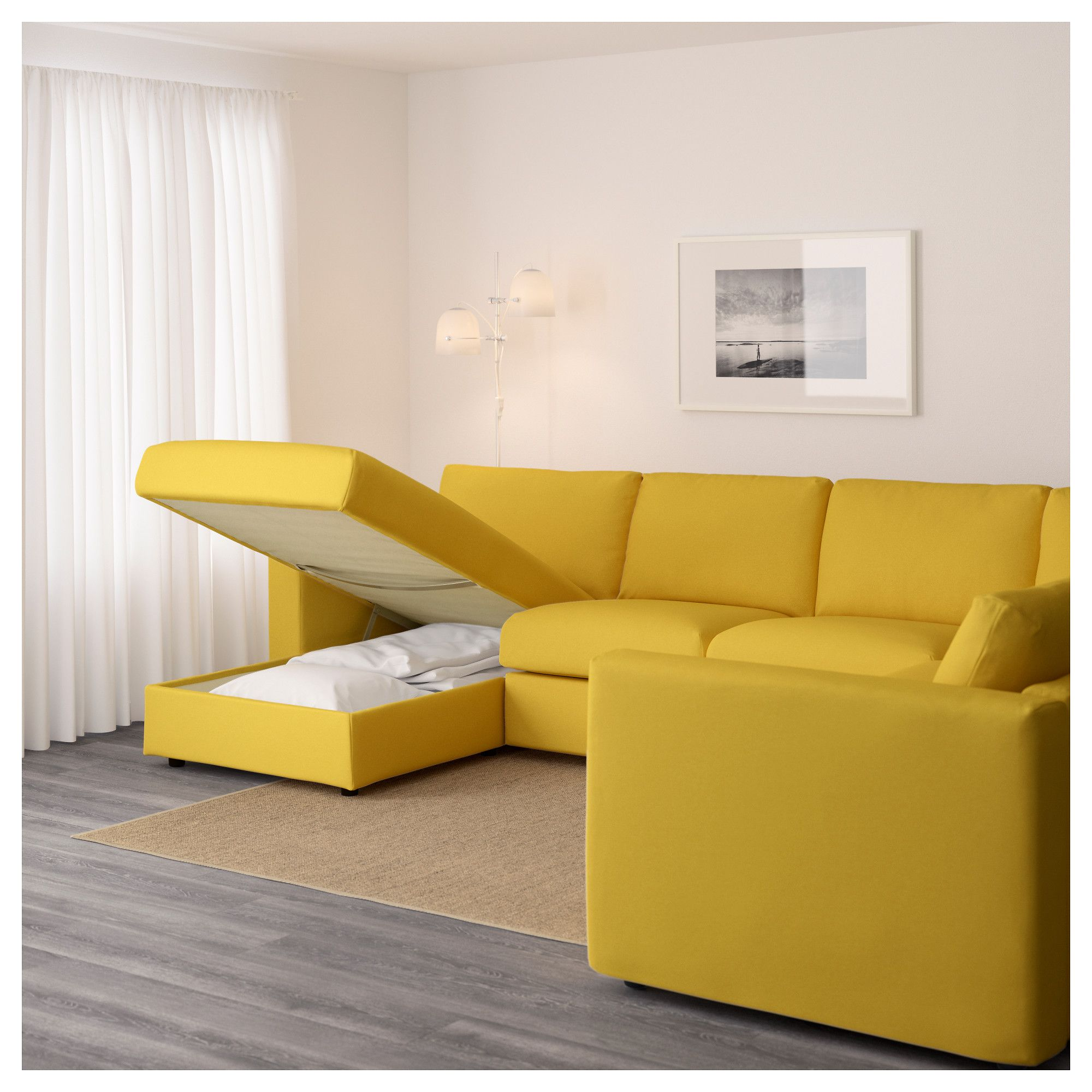 Furniture And Home Furnishings Furniture Ikea Vimle Sofa Big Comfy Chair