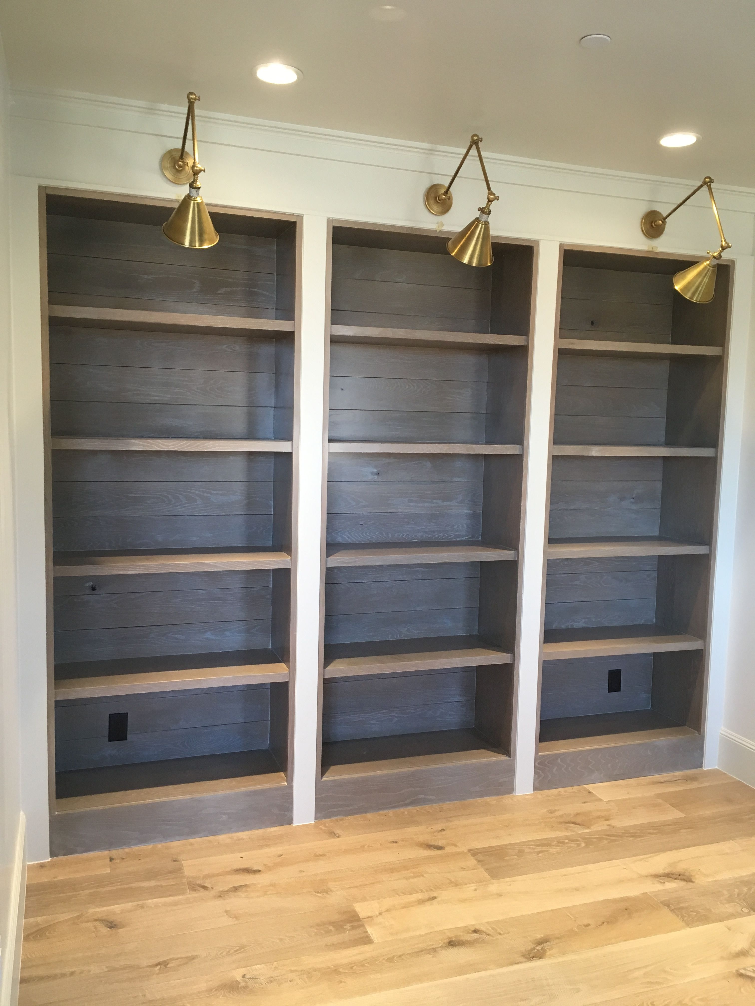 Pin by Cowie Construction on Built in Shelving // Closets