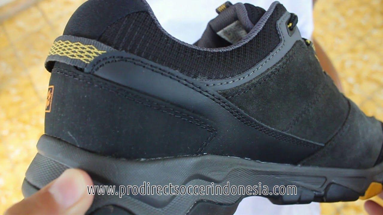 Sepatu Gunung Jack Wolfskin Attack 5 Texapore Low M Burly Yellow