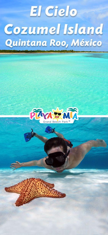 El Cielo Cozumel Island Quintana Roo México Mexico water