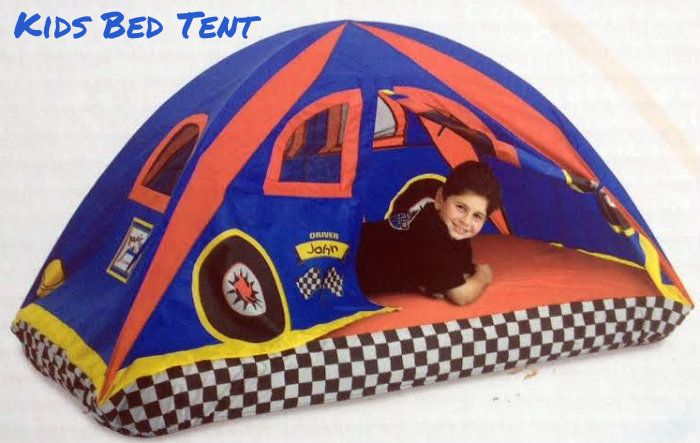 Create Imagination with a Kids Bed Tent